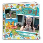 Katie s 9, 10 b-day - 8x8 Photo Book (20 pages)