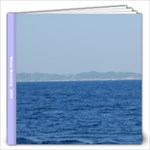 Whale Watching - 12x12 Photo Book (20 pages)