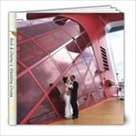 Wedding cruise 2-3-09 - 8x8 Photo Book (30 pages)
