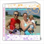 Family Vacation 08 Ocean City, MD - 8x8 Photo Book (20 pages)