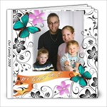 Family 08 - 8x8 Photo Book (20 pages)