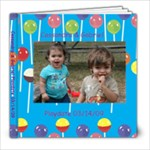 Gabriel Playdate - 8x8 Photo Book (20 pages)