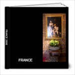 FRANCE - 8x8 Photo Book (20 pages)