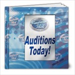 The Next American Idol Experience - 8x8 Photo Book (20 pages)