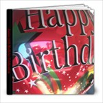 james 30th birthday Celebration - 8x8 Photo Book (20 pages)