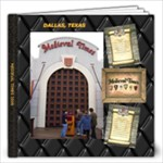 Medieval Times Dallas - 12x12 Photo Book (20 pages)