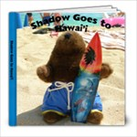 Shadow Goes to Hawaii - 8x8 Photo Book (20 pages)