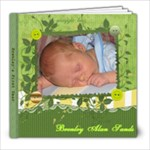 Brenley - 8x8 Photo Book (20 pages)
