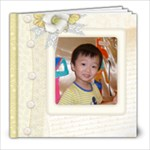 Paid Kits - 8x8 Photo Book (20 pages)