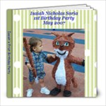 Isaiah-1st-bday - 8x8 Photo Book (20 pages)