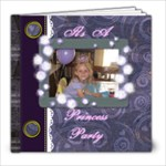 Dakotas Birthday - 8x8 Photo Book (20 pages)