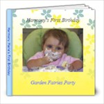 Harmonys 1st Birthday - 8x8 Photo Book (20 pages)