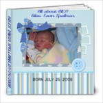 lil giles book for daddy - 8x8 Photo Book (20 pages)