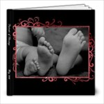 Portraits - 8x8 Photo Book (20 pages)