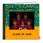 graduation book 2009 - 8x8 Photo Book (20 pages)