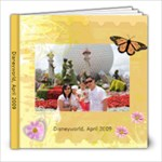Family Disney Vacation - 8x8 Photo Book (20 pages)