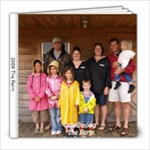 2009 the farm  - 8x8 Photo Book (20 pages)