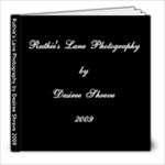 Self Portraits - 8x8 Photo Book (20 pages)