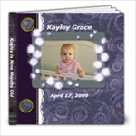 Kayley - 8x8 Photo Book (20 pages)