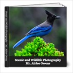 051009-30 Pages - 8x8 Photo Book (30 pages)