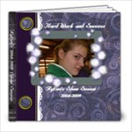 RyLee 2008-2009 Show Season - 8x8 Photo Book (20 pages)