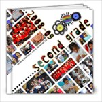 School 2008-2009 1st semester - 8x8 Photo Book (30 pages)