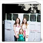 san fran book - 12x12 Photo Book (20 pages)