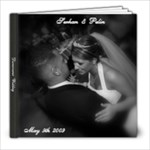 Durvur Wedding - 8x8 Photo Book (20 pages)