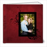 Eric and Kristin - 8x8 Photo Book (20 pages)