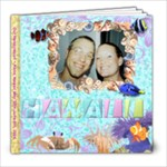Our Honeymoon in Hawaii - 8x8 Photo Book (20 pages)