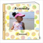Kennedy1 - 8x8 Photo Book (20 pages)