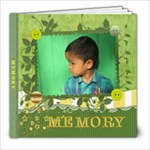 memory - 8x8 Photo Book (20 pages)