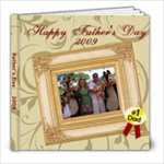 Father s Day - 8x8 Photo Book (20 pages)