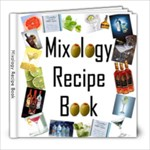 Mixology Book Copyright - 8x8 Photo Book (20 pages)