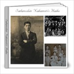 Sadanoshin Nakamoto s Haiku - 8x8 Photo Book (20 pages)