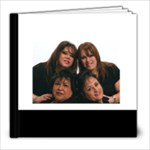 my-family-book - 8x8 Photo Book (20 pages)