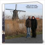 holland finished - 12x12 Photo Book (20 pages)