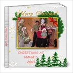 Christmas 2003 - 8x8 Photo Book (20 pages)