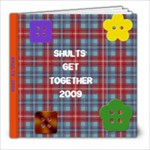 2009 Shults Get Together - 8x8 Photo Book (20 pages)