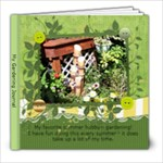 garden1 - 8x8 Photo Book (20 pages)