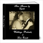 Lindsey sPortfolio - 8x8 Photo Book (100 pages)