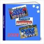 Fairplay Rangers -2009 (longer) - 8x8 Photo Book (20 pages)