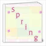 Kali Spring - 8x8 Photo Book (20 pages)