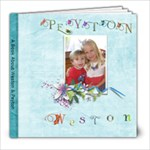 A Book About Weston and Peyton - 8x8 Photo Book (20 pages)