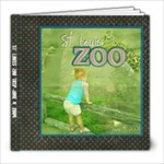STL ZOO TRIP  09 - 8x8 Photo Book (20 pages)