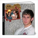 Misc. Layouts Album - 8x8 Photo Book (60 pages)