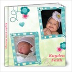 kadens book 1 - 8x8 Photo Book (20 pages)