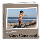 Beach Portfolio Sample Book - 8x8 Photo Book (20 pages)