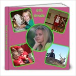6th Grade-Randi - 8x8 Photo Book (20 pages)