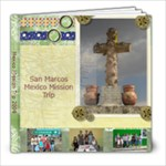 San Marcos 2009 - 8x8 Photo Book (20 pages)